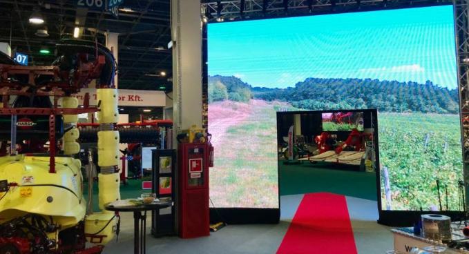 AGROmash EXPO- AgrárGépshow