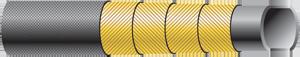 Betonszóró gumitömlők