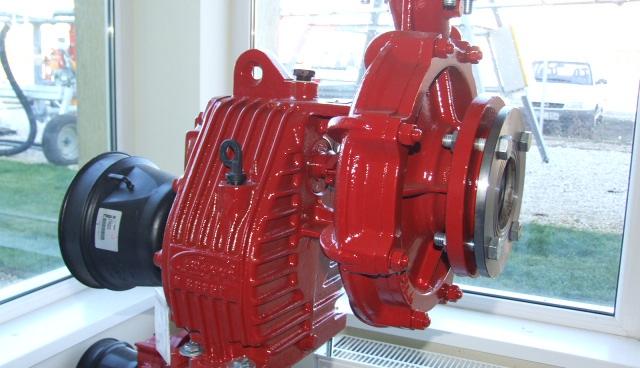 CADOPPI traktorhajtású öntözőszivattyúk