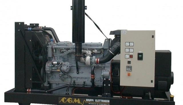 Dízelmotoros áramfejlesztők 1500 f/perc