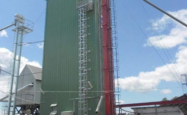 FAO torony terményszárítók
