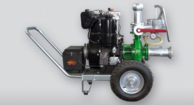 Lombardini/KOHLER motoros öntözőszivattyúk