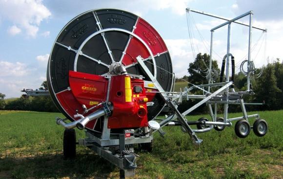 MARANI GT070B csévélődobos öntözőgépek