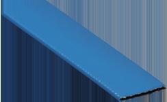 PVC lapostömlő