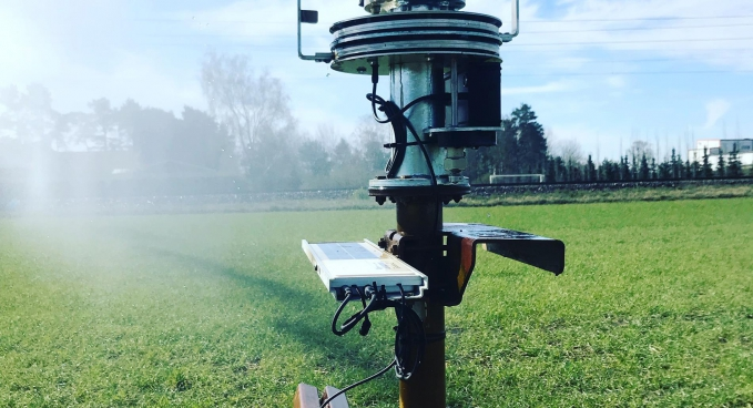 Raindancer - GPS flottamenedzsment