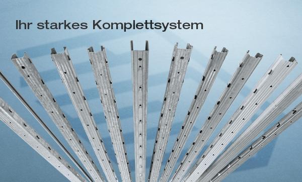 VOESTALPINE leova® fém támrendszer szőlő oszlopok