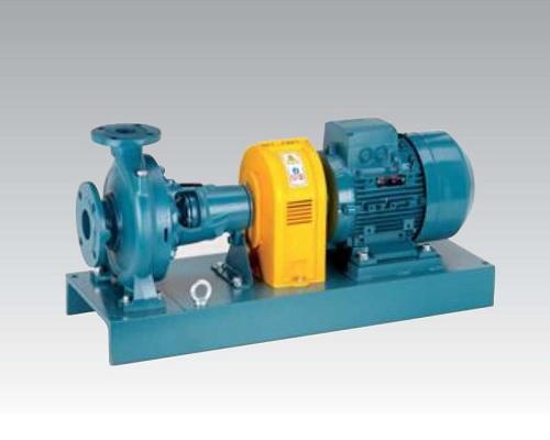 CALPEDA N, N4 egylépcsős szabad tengelyvéges centrifugál szivattyúk