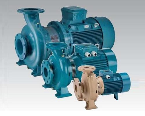 CALPEDA NM, NMS monoblokk centrifugál szivattyú